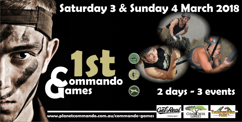 1st Commando Games