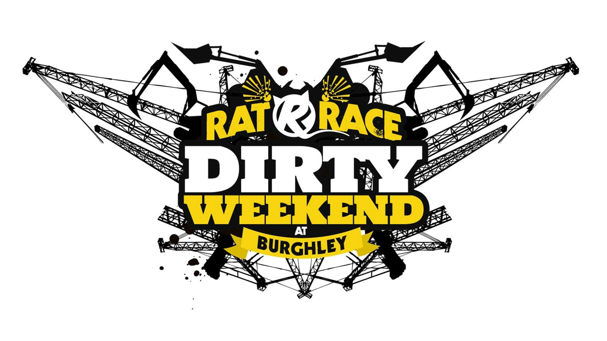 rat race Rat race dirty weekend is bringing its monster builds, phenomenal afterparty and brutal course back to burghley the world's biggest ocr with 200 obstacles.