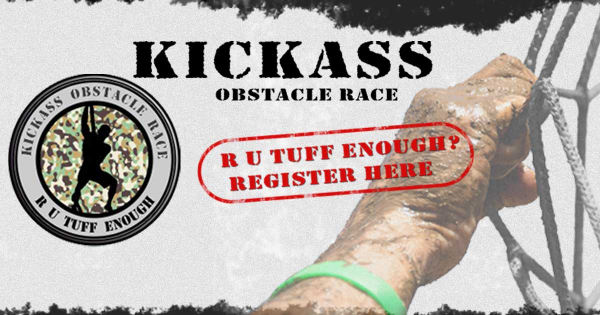 Kickass Obstacle Race