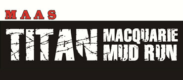 Titan Macquarie Mud Run NSW