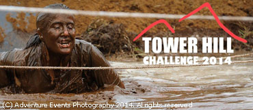 Tower Hill Challenge - Obstacle Race / Mud Run