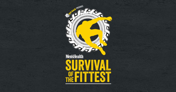 Mens Health Survival of the Fittest