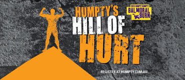 Humptys Hill of Hurt - Obstacle Race / Mud Run