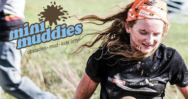 Mini Muddies - Obstacle Race / Mud Run